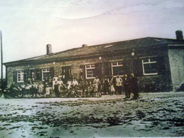 Bilder aus der Chronik des Kleingärtnervereins