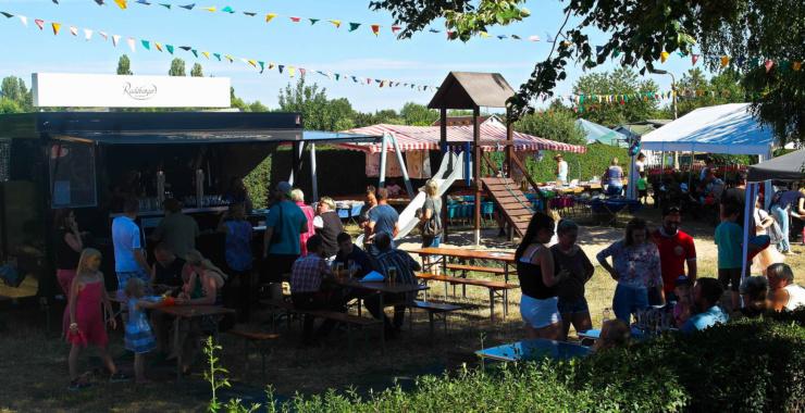 Wunderland im Neuen Weg – Kinder-Sommerfest 2018